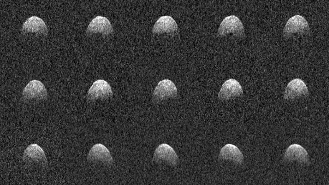 NASA, dinozorları yok eden asteroidin küçük kardeşinin fotoğraflarını yayınladı 66
